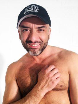 male muscle porn star: Brian Davilla, on hotmusclefucker.com