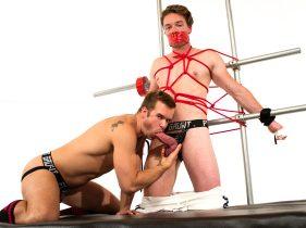 gay muscle porn clip: Connor Patricks Takes Down Lucas Knight - Connor Patricks & Lucas Knight, on hotmusclefucker.com