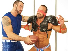 gay muscle porn clip: Nate Karlton & Spencer Reed - Nate Karlton & Spencer Reed, on hotmusclefucker.com