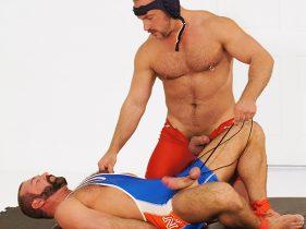 gay muscle porn clip: Samuel Colt & Josh West - Josh West & Samuel Colt, on hotmusclefucker.com
